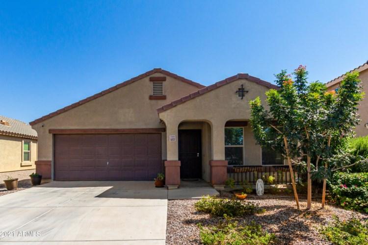 5033 S 236TH Drive, Buckeye, AZ 85326