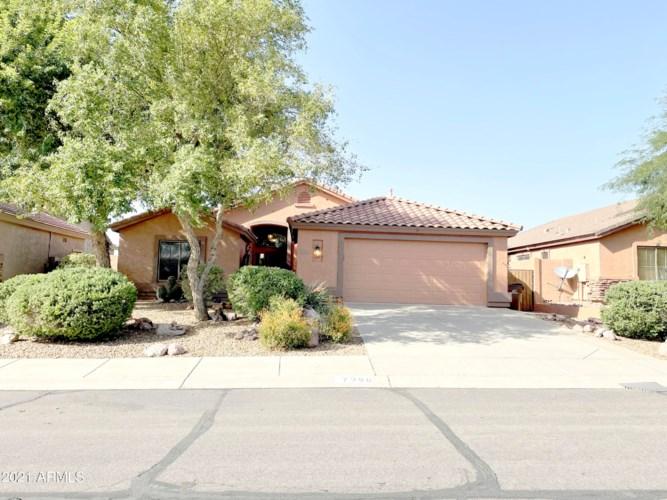 7356 E Desert Honeysuckle Drive, Gold Canyon, AZ 85118