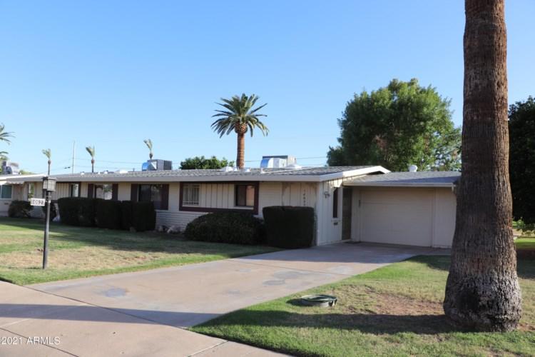 10627 W OAKMONT Drive W, Sun City, AZ 85351