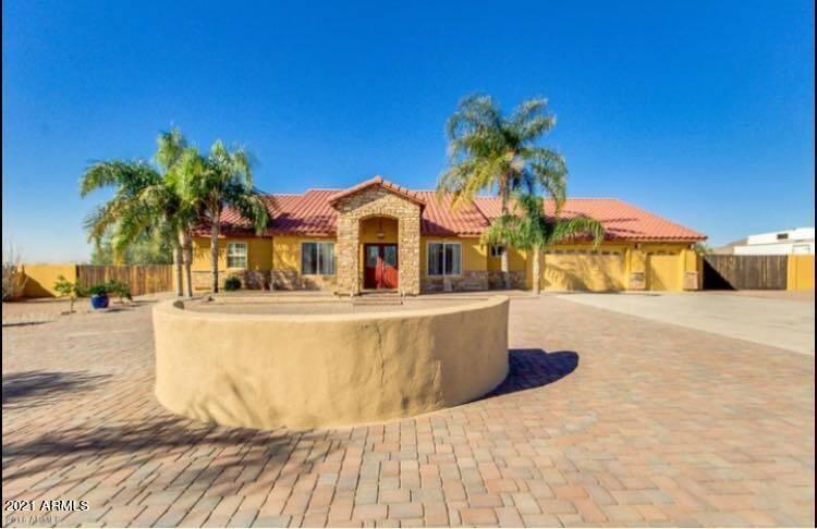 9686 N CHEMEHLEVI Drive, Casa Grande, AZ 85122