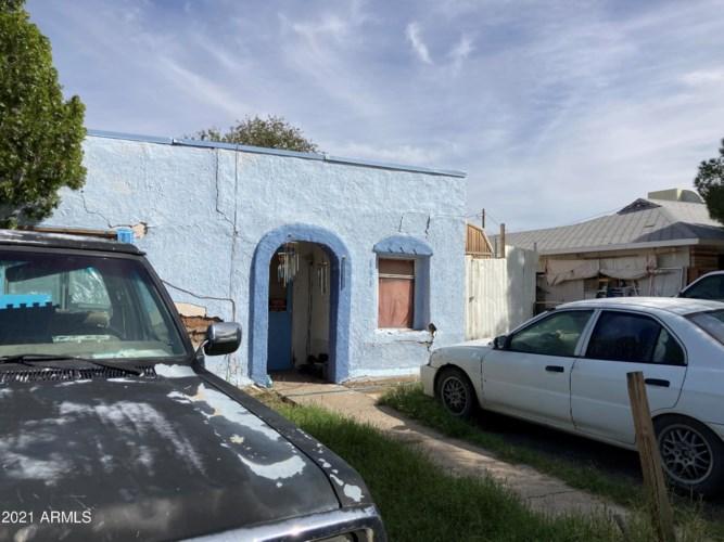 151 N Bowie Avenue, Willcox, AZ 85643