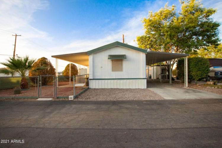 105 N DELAWARE Drive Unit 48, Apache Junction, AZ 85120