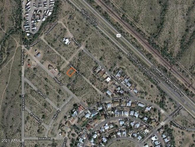0 W Claessens Drive, Morristown, AZ 85342