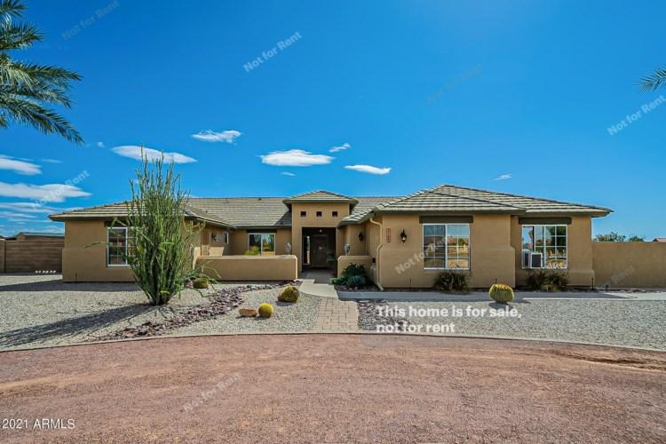 4131 E VISTA GRANDE --, San Tan Valley, AZ 85140