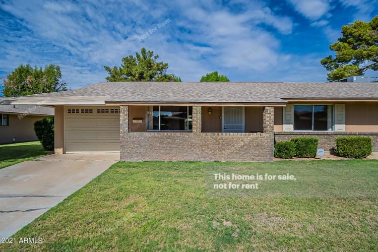10429 W ROUNDELAY Circle, Sun City, AZ 85351