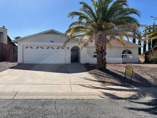 841 N Buckhorn Place --, Sierra Vista, AZ 85635