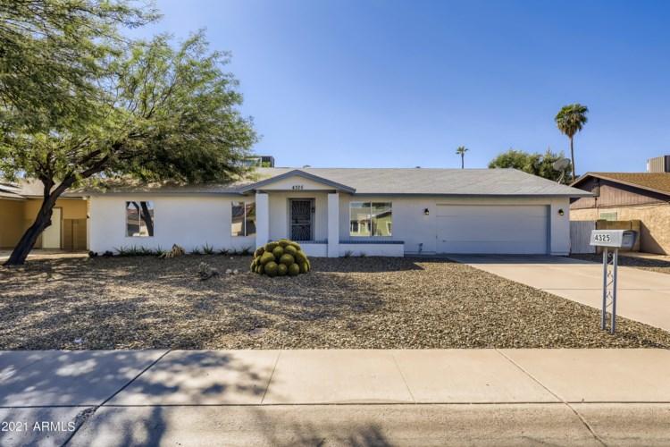 4325 W PARADISE Drive, Glendale, AZ 85304