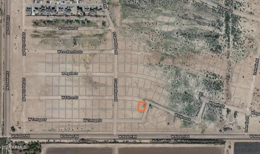 12361 W FALCON Drive, Arizona City, AZ 85123