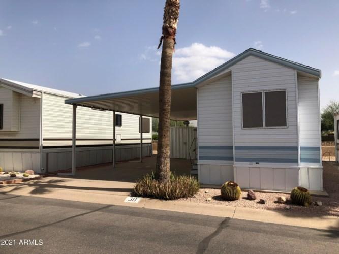 30 S IRON ORE Drive, Apache Junction, AZ 85119