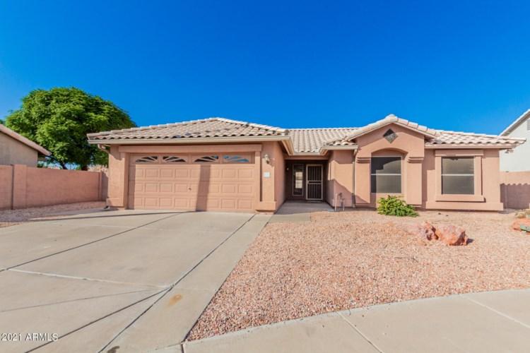 6030 W PONTIAC Drive, Glendale, AZ 85308