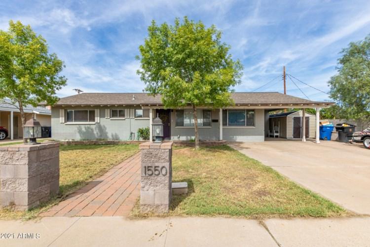 1550 E 2ND Street, Mesa, AZ 85203