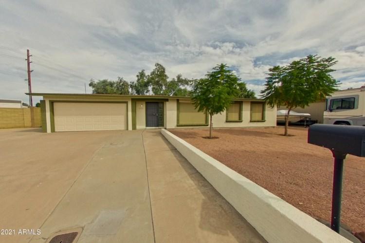 10625 N 45TH Drive, Glendale, AZ 85304