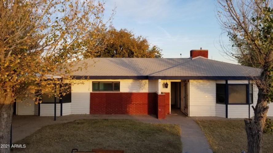 411 S BOWIE Avenue, Willcox, AZ 85643