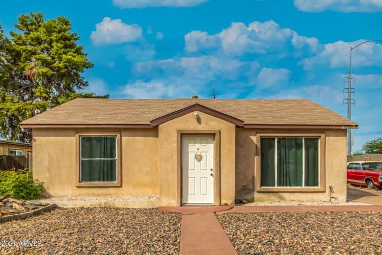 348 N HENKEL --, Mesa, AZ 85201