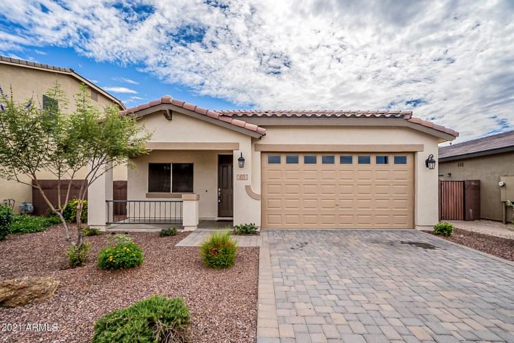 875 W LEADWOOD Avenue, San Tan Valley, AZ 85140