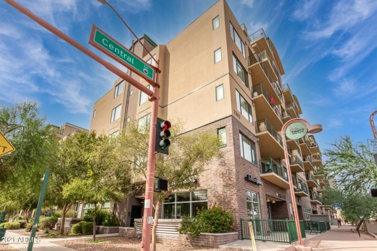 2302 N CENTRAL Avenue Unit 606, Phoenix, AZ 85004