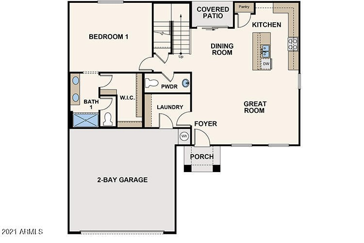803 W MID WAY Street, Coolidge, AZ 85128