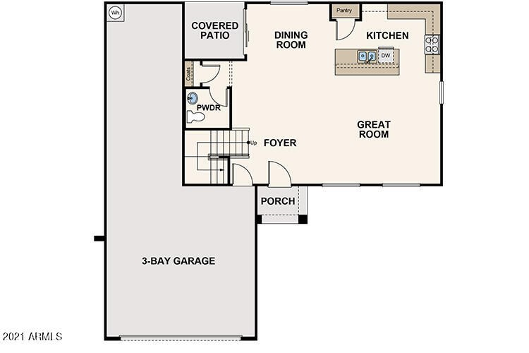 821 N COUNTRY VILLAGE Lane, Coolidge, AZ 85128