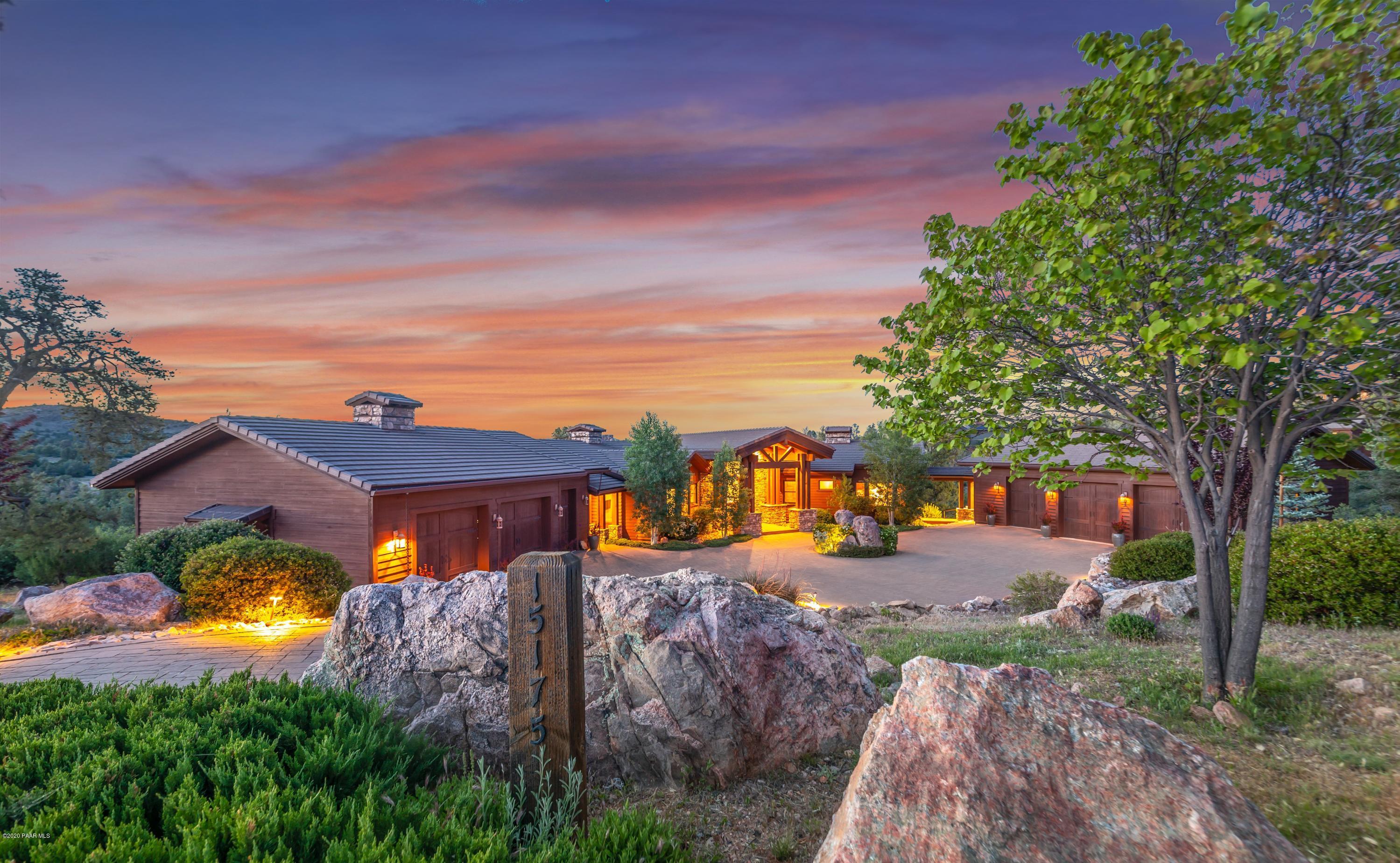 15175  Four Mile Creek Lane, Prescott, AZ 86305