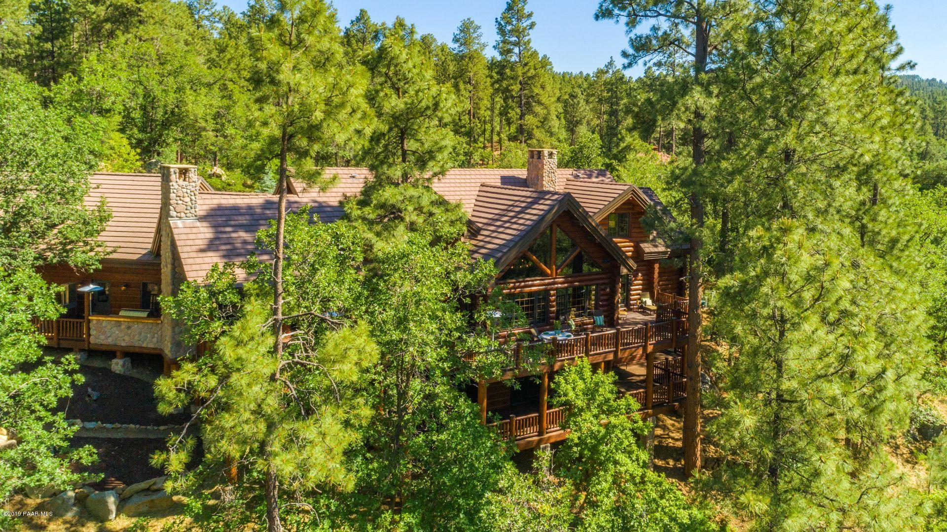 1365  High Valley Ranch Road, Prescott, AZ 86303