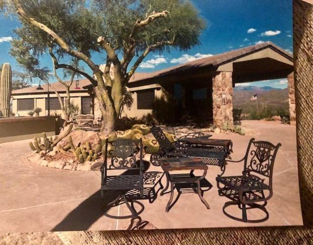 199 Saguaro Road, Tonto Basin, AZ 85553