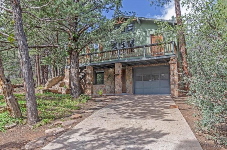 4508 Chalet Drive, Pine, AZ 85544