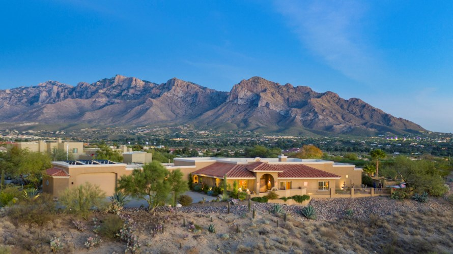 10685 N Rocky Slope Place, Oro Valley, AZ 85737