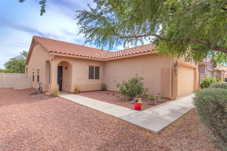 20888 E Frontier Road, Red Rock, AZ 85145
