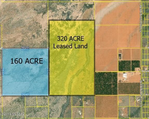 480 ACRE off Slope Along Way, Cochise, AZ 85606