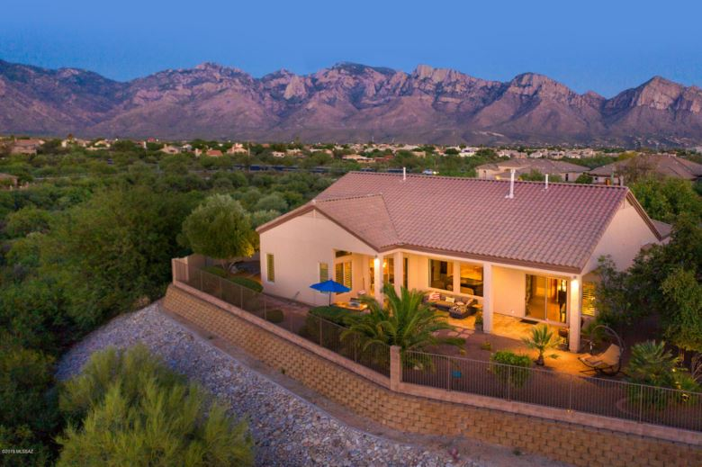 12865 N Mystic View Place, Oro Valley, AZ 85755