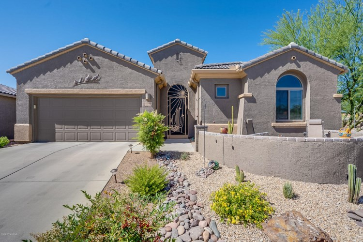 2541 W Chocolate Mountains Drive, Green Valley, AZ 85622