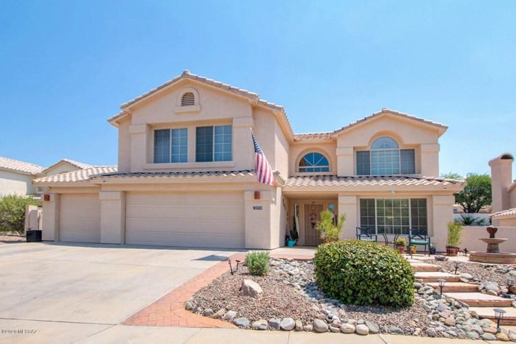 10950 E Soaptree Place, Tucson, AZ 85748