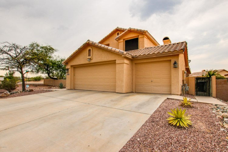 10931 E Feather Bush Drive, Tucson, AZ 85748
