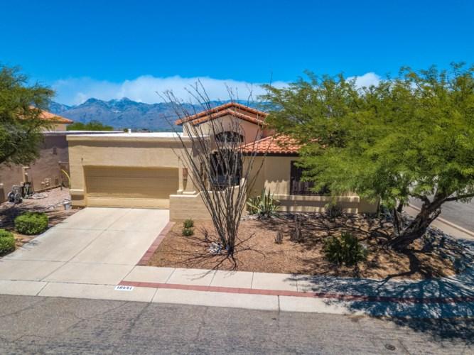10691 E Northern Crest Drive, Tucson, AZ 85748