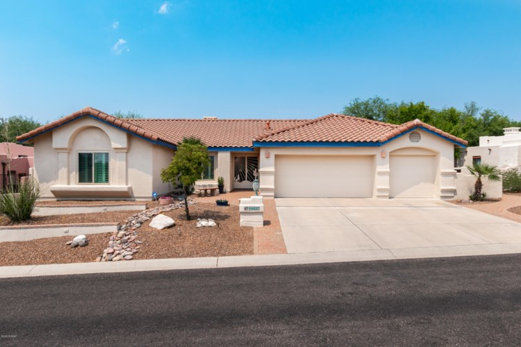 10637 N Thunder Hill Place, Oro Valley, AZ 85737