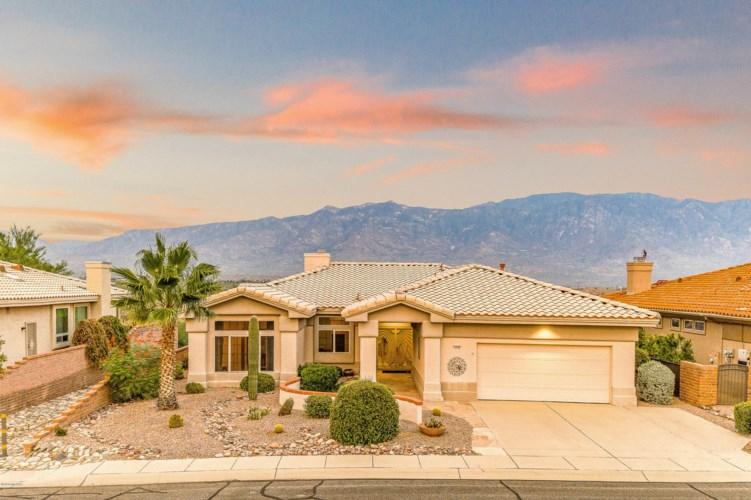14730 N Desert Rock Drive, Oro Valley, AZ 85755