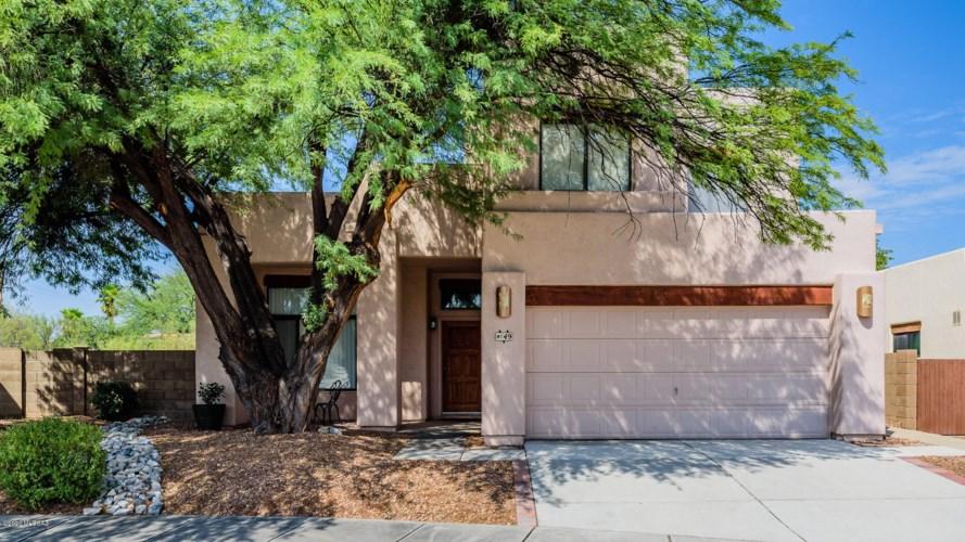 49 N Southern Swale Avenue, Tucson, AZ 85748