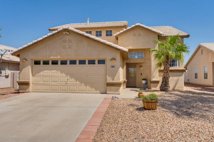 8748 N Sayante Way, Tucson, AZ 85743