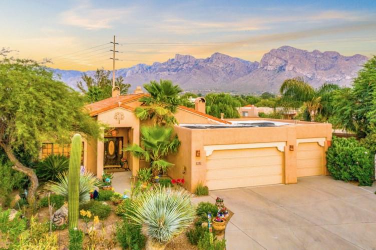 10348 N Quail Hill Lane, Tucson, AZ 85737