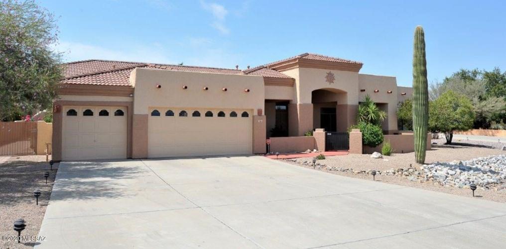 7805 N Via Atascadero, Tucson, AZ 85743