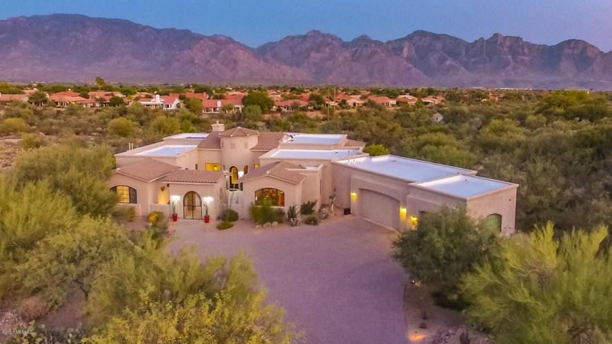 14636 N Quiet Rain Drive, Oro Valley, AZ 85755