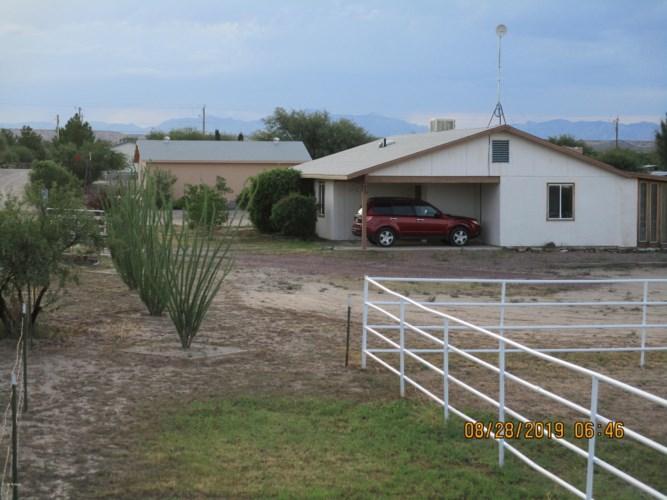 1145 E Morris Lane, Pomerene, AZ 85627