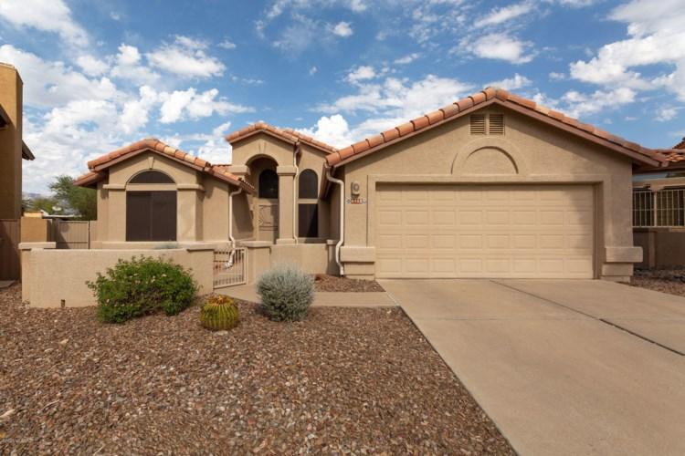 8183 E Star Glory Drive, Tucson, AZ 85715