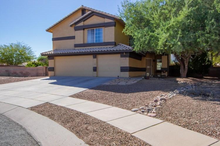 8901 N Mocha Place, Tucson, AZ 85743