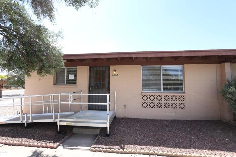 1528 W Knox Street, Tucson, AZ 85705