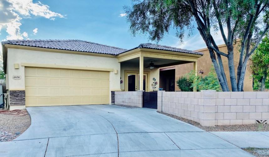 2478 W Silver Vista Place, Tucson, AZ 85745