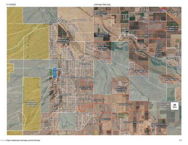 12380 N Pars Ranch Place #1, Marana, AZ 85653