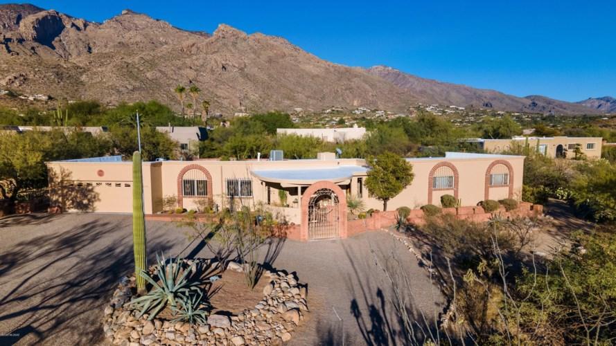 6550 N Montezuma Drive, Tucson, AZ 85718