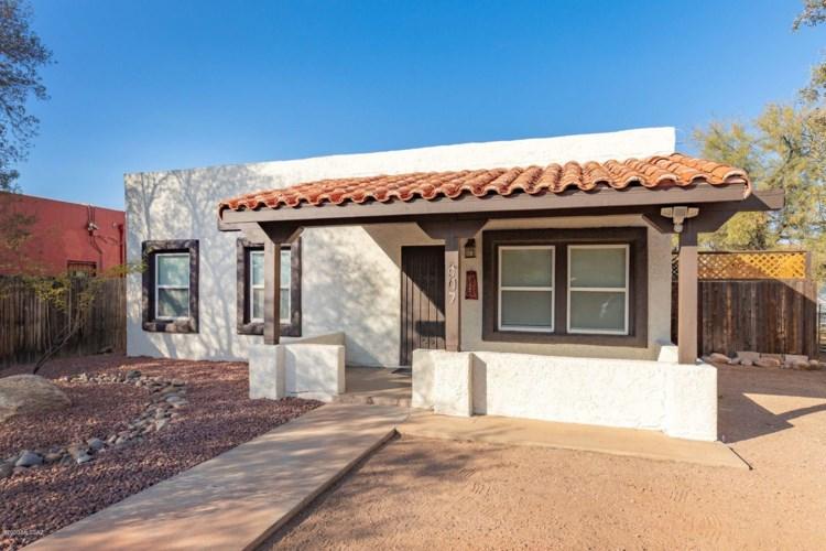 807 E Lee Street, Tucson, AZ 85719