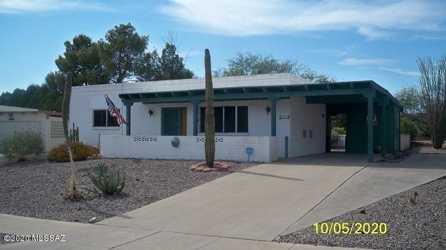 1642 S Santa Belia, Green Valley, AZ 85614